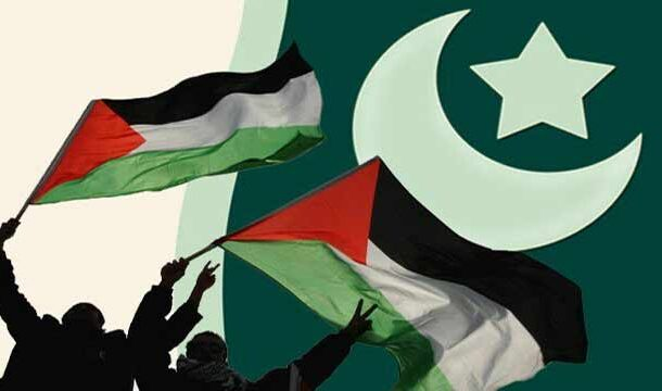 'Pakistan for Palestine' Thousands Participated in Palestine Solidarity Rally in Karachi