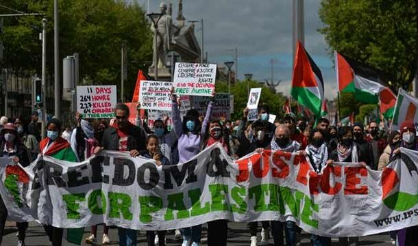 """Ireland Becomes First EU Country to Condemn """"De Facto Annexation"""" of Palestinian land by Israel"""