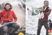 19 Years Old Becomes Youngest Pakistani to Summit Mt Everest