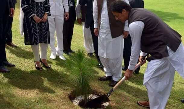 Pakistan Taken Climate Change Very Seriously and Trying Hard to Deal with Its Effects: PM Imran