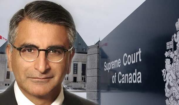 Canadian PM Nominated Justice Mahmud Jamal as the Next Member of the Supreme Court of Canada
