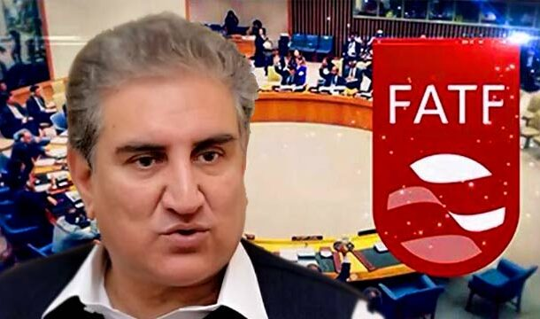 FATF has to Decide if it is a Technical of a Political Motivated Forum: FM Qureshi