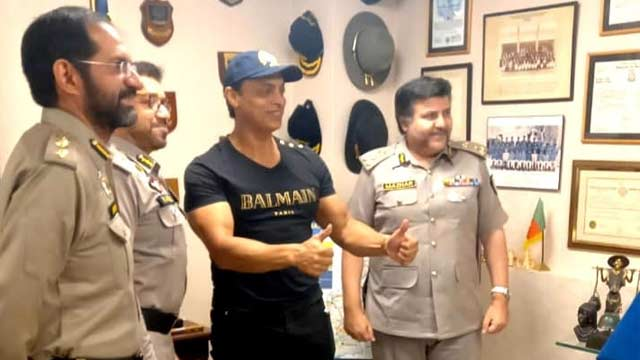 Shoaib Akhtar Appointed as Ambassador of Pakistan Motorway Police
