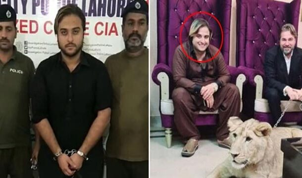 Kashif Zameer,TikToker Who Cheated Ertugrul's Superstar, has been Arrested Once Again