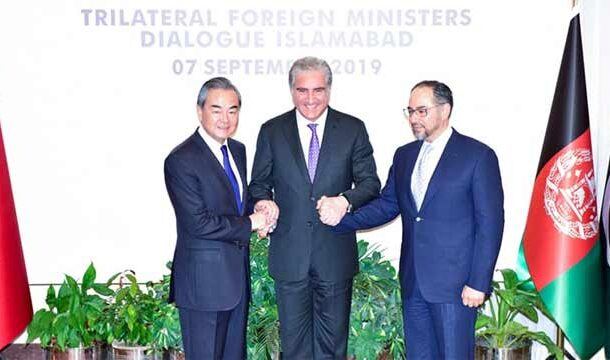 Foreign Ministers of Pakistan, China, Afghanistan to Virtually Meet Today