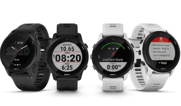 Garmin Introduces the Forerunner 55 and 945 LTE Smartwatches
