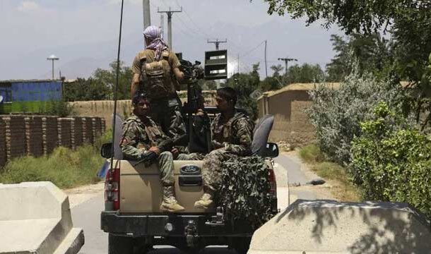 5 More Afghan Soldiers Returned to Their Country: ISPR