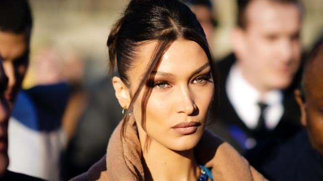 Bella Hadid is Stunning During Her Time off From Paris Fashion Week