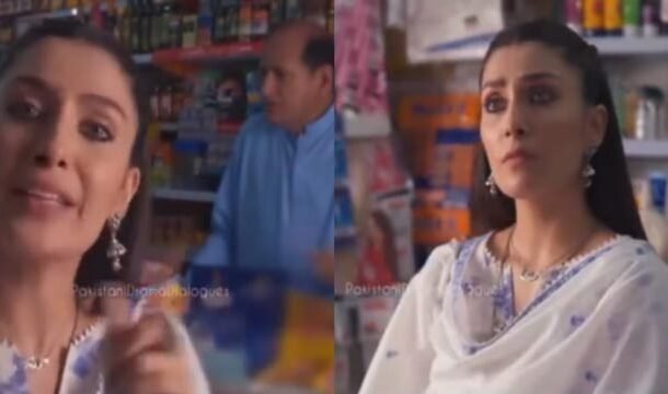 Ayeza Khan Shows the Strength of Social Media in a New Video