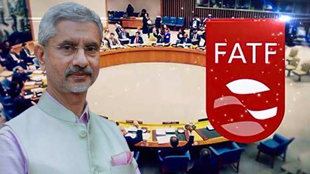 Modi Govt Ensured that Pakistan Remained on the Grey List of FATF: Indian FM Admitted