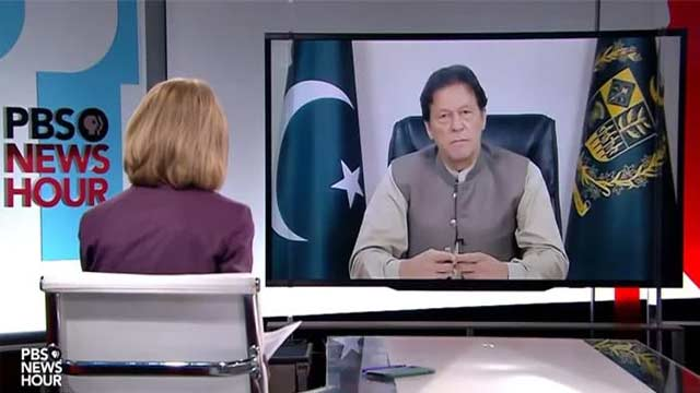 Any Kind of Unrest and Anarchy in Afghanistan will Directly affect Pakistan: PM Imran