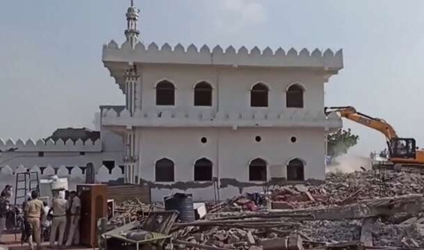 Pakistan Strongly Condemns Demolition of Ancient Bilal Mosque