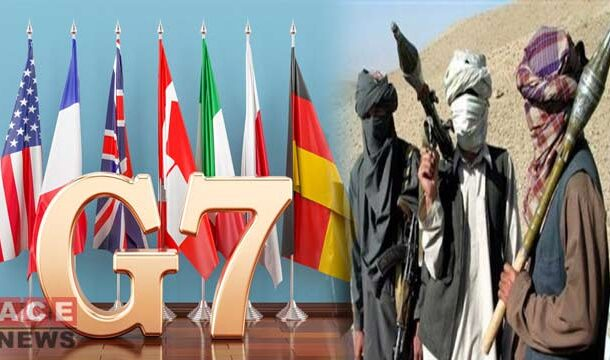 Afghanistan Must Never again Become a Safe Haven for Terrorism Says G7 Leaders