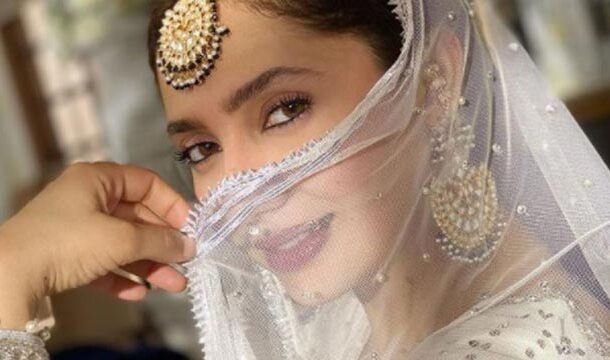 Mahira Khan Looks Absolutely Stunning in an all-White Ensemble: Watch Photo
