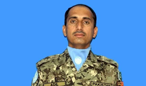 Pakistani Peacekeeper Embraced Martyrdom while on Duty for UN Mission Darfur: ISPR
