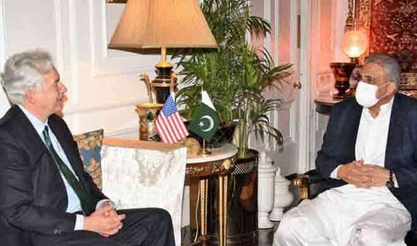 CIA Chief Meets with Army Chief Bajwa and DG ISI General Faiz Hameed: ISPR