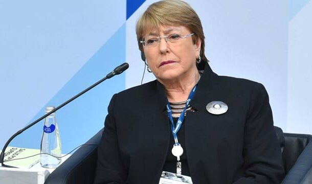 UN High Commissioner for Human Rights Voiced Her Concern over Indian Curbs in Kashmir