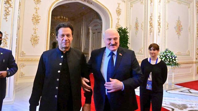 PM Imran Khan Met with World Leaders on the Sideline of (SCO-CHS) Summit