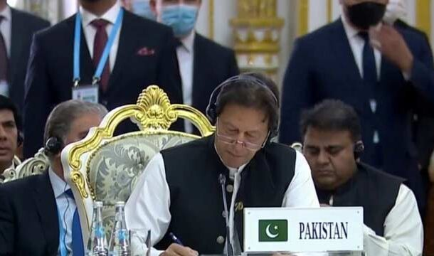 PM Imran Khan has Asked SCO Nations to Work Collectively for Resolution of the Aghan Issue