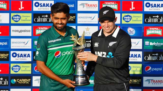 Pakistan is all Set to Host New Zealand after 18 Years