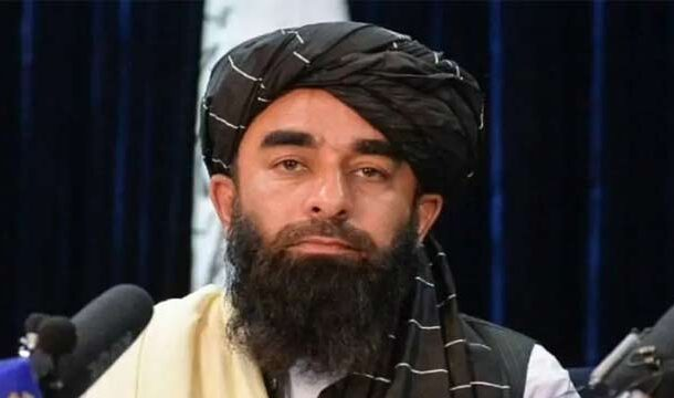 There is No Interference of Pakistan in Afghanistan's Affairs: Zabihullah Mujahid