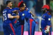 ICC T20 World Cup: Afghanistan Crushed Scotland by 130 Runs