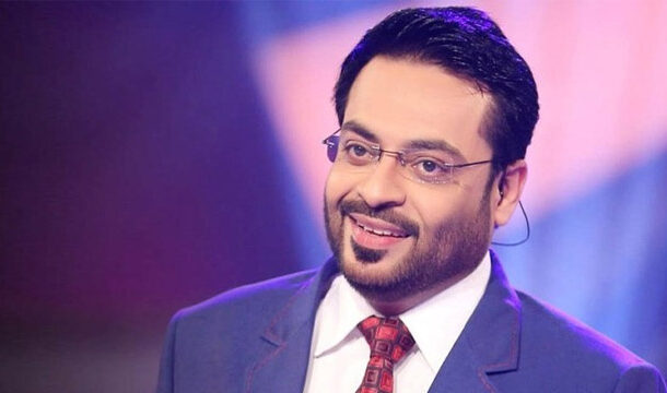 PTI MNA Aamir Liaquat Hussain Resigned from His Seat