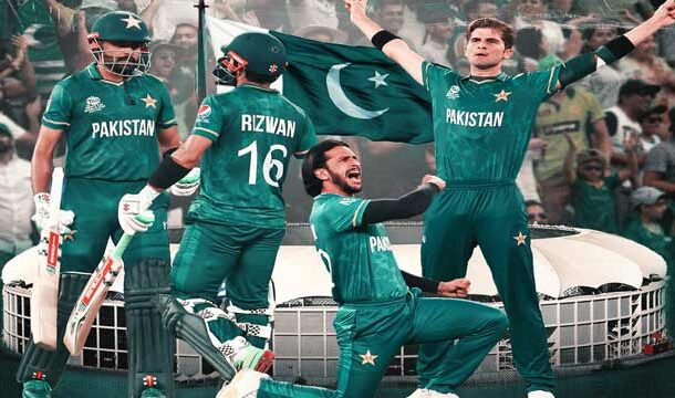 ICC T20 World Cup: Pakistan Thrash Arch Rival India by 10 Wickets
