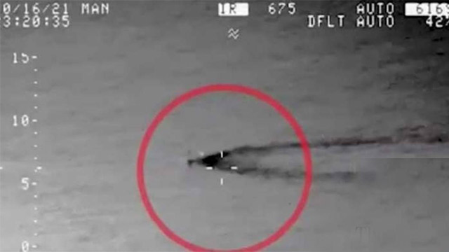 Pakistan Navy Foiled an Attempt by an Indian Submarine to Sneak into Pakistani Waters: ISPR