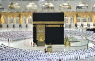 Muslim Worshippers Praying Shoulder-to-Shoulder in Grand Mosque as Saudi Arabia Lifted COVID-19 Curbs